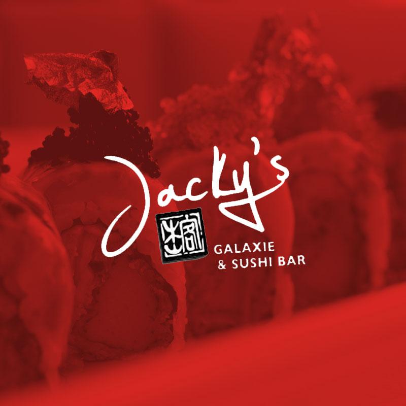 Jacky's Galaxie Portfolio