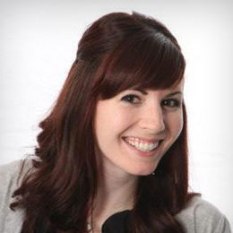 Headshot of Missy Hardesty, Graphic Designer